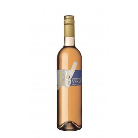 Rosé Gamay-Pinot 75 cl, AOC, 2018